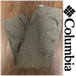 Columbia women's hiking pants